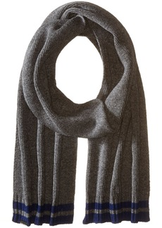 Ben Sherman Men's Placed Tipping Knit Scarf