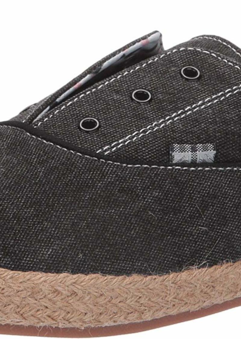 Ben Sherman Men's Prill Laceless Derby Sneaker   M US