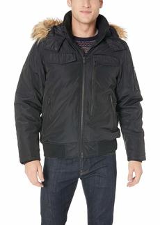 Ben Sherman Men's Short Parka Jacket  M