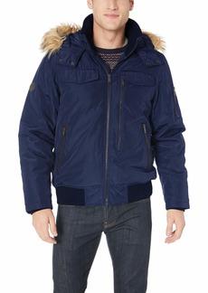 Ben Sherman Men's Short Parka Jacket  XL