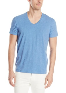 Ben Sherman Men's Short Sleeve Solid V-Neck T-Shirt