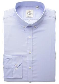 Ben Sherman Men's Slim Fit Oxford Button-Down Collar Dress Shirt  18 36/37