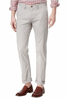 Ben Sherman Men's Slim Stretch Chino Pant Light ash 40 x 32