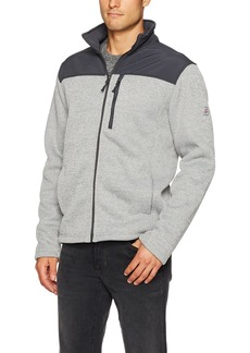 Ben Sherman Men's Softshell Bomber Jacket  L