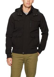 Ben Sherman Men's Softshell Bomber Jacket  XL
