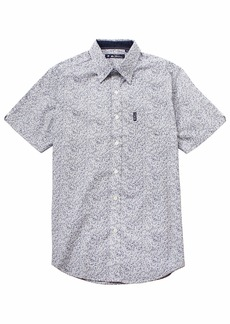 Ben Sherman Men's SS FLRL PRT Shirt  XL