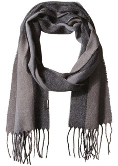 Ben Sherman Men's Striped Acrylic Scarf