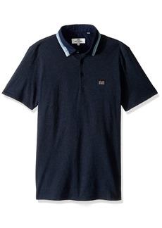 Ben Sherman Men's Marl TIPP Collar Polo
