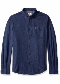 Ben Sherman Men's Twisted Brushed Shirt