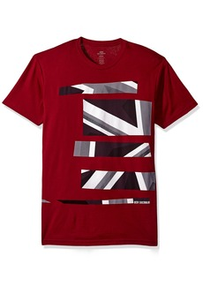 Ben Sherman Men's Union Jack Stripe Print Tee
