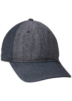 Ben Sherman Men's Wool Baseball Cap  L-XL