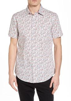 Ben Sherman Micro Floral Woven Shirt