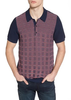 Ben Sherman Mixed Stripe Polo