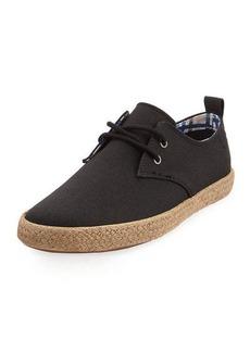 Ben Sherman New Jenson Lace-Up Canvas Sneaker