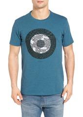 Ben Sherman Optical Target Graphic T-Shirt