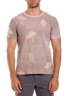Ben Sherman Palm Print T-Shirt