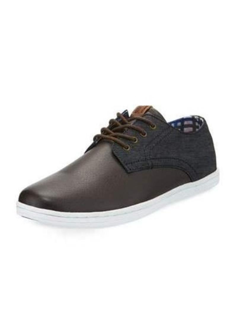 ben sherman ben sherman presley leather oxford sneaker shoes shop it to me. Black Bedroom Furniture Sets. Home Design Ideas