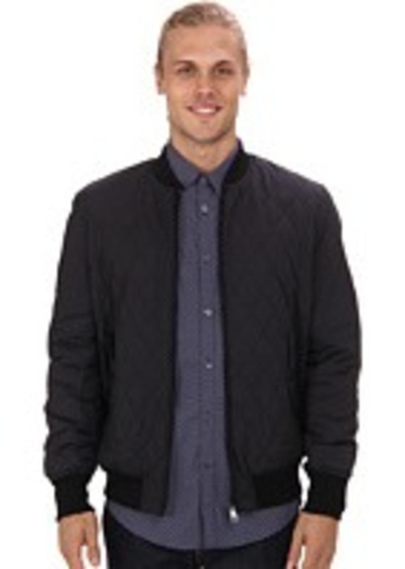 ben sherman ben sherman quilted bomber jacket outerwear shop it to me. Black Bedroom Furniture Sets. Home Design Ideas