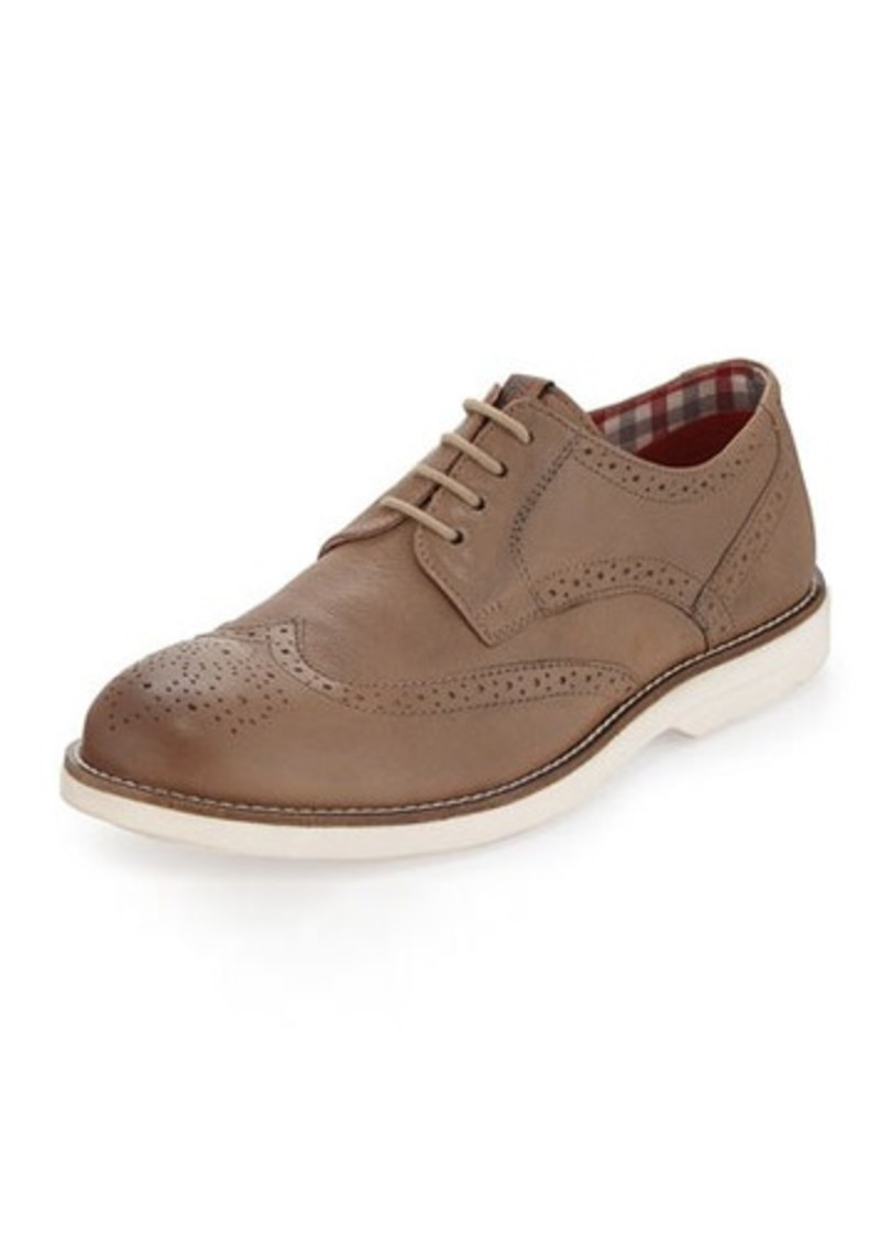 Ben Sherman Ronnie Lace-Up Wing-Tip Shoe