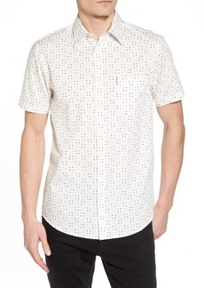 Ben Sherman Scattered Geo Woven Shirt