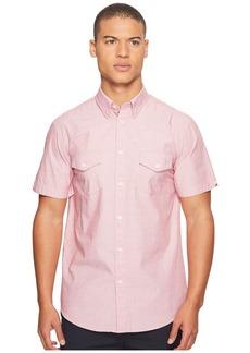 Ben Sherman Short Sleeve Fashion Interest Shirt