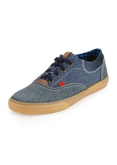 Ben Sherman Stevie Colorblock Low-Top Sneaker
