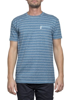 Ben Sherman Stripe Crewneck T-Shirt