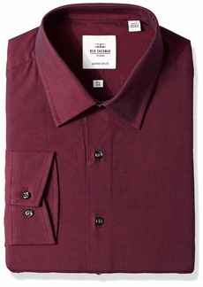 Ben Sherman  Tonic Poplin Slim Fit Men's Dress Shirt