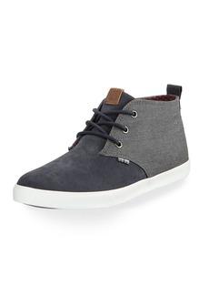 Ben Sherman Bradford Fabric Chukka Boot