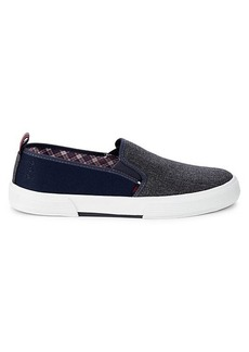 Ben Sherman Bristol Colorblock Slip-On Sneakers
