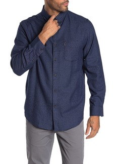 Ben Sherman Brushed Woven Classic Fit Shirt