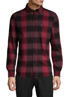 Ben Sherman Check Button-Down Shirt