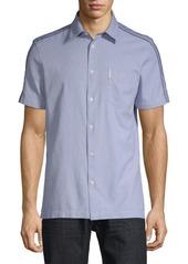 Ben Sherman Classic Cotton Button-Down Shirt