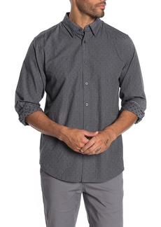 Ben Sherman Clip Dot Design Shirt