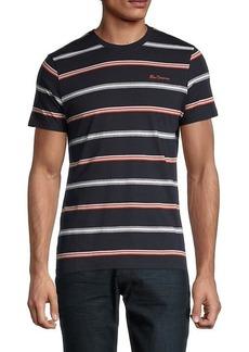 Ben Sherman Collegiate Stripe T-Shirt