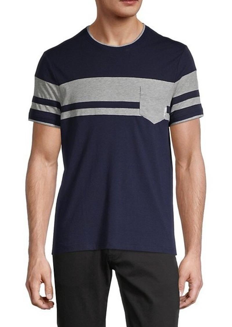 Ben Sherman Colorblock Crewneck T-Shirt