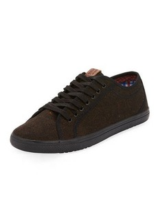 Ben Sherman Conall Lo Low-Top Canvas Sneaker
