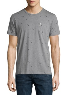 Ben Sherman Conversational Short-Sleeve Tee