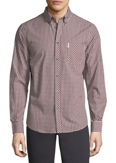 Ben Sherman Core Gingham Sport Shirt