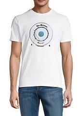 Ben Sherman Drum Target Graphic T-Shirt
