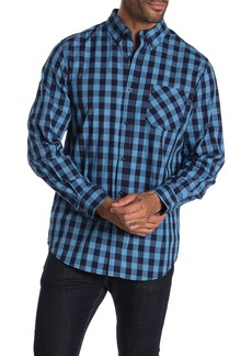 Ben Sherman End on End Check Print Union Fit Shirt