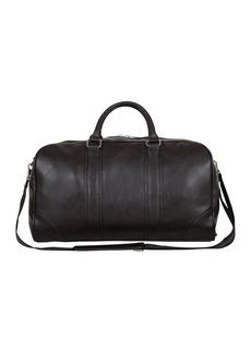 "Ben Sherman Faux Leather 20"" Duffel Bag"
