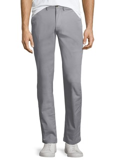 Ben Sherman Flat-Front Slim-Leg Chino Pants