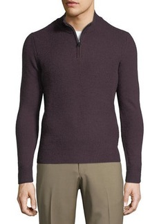 Ben Sherman Funnel-Neck Wool Sweater