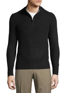 Ben Sherman Funnel-Neck Wool Sweater