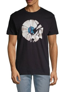 Ben Sherman Graphic Cotton Tee