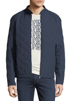 Ben Sherman Harrington Quilted Stand-Collar Jacket