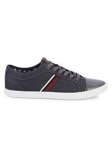 Ben Sherman Logo Low-Top Sneakers