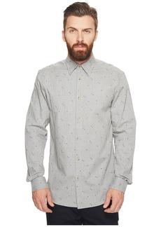 Ben Sherman Long Sleeve Brushed Conversational Shirt