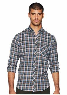 Ben Sherman Long Sleeve Multicolored Gingham Shirt